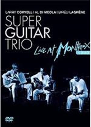 Super Guitar Trio - Live At Montreux 1989