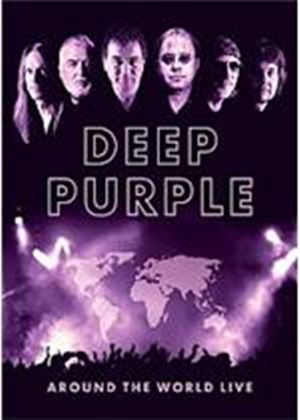 Deep Purple: Around The World Live Music DVD