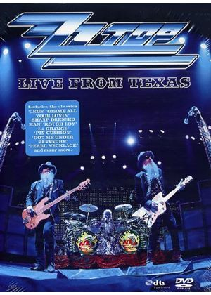ZZ Top: Live From Texas (Music DVD)