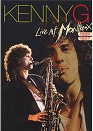 Kenny G - Live At Montreux 1987 / 88