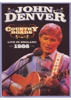 John Denver - Country Roads - Live In England 1986