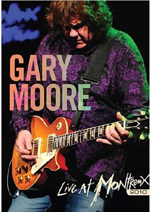 Gary Moore - Live at Montreux 2010 [DVD/Blu-Ray] (Live Recording/+DVD) [DVD Audio]