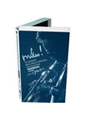 Miles Davis - Miles! (The Definitive Miles Davis at Montreux DVD Collection 1973-1991/Live Recording) [DVD Audio] (Music CD)