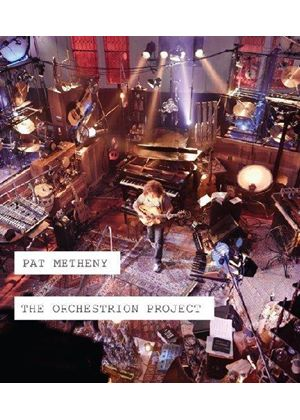 Pat Metheny - Orchestrion Project (+2DVD) (Music CD)