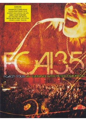 Peter Frampton - FCA! 35 Tour (An Evening with Peter Frampton/Live Recording) (Music CD)