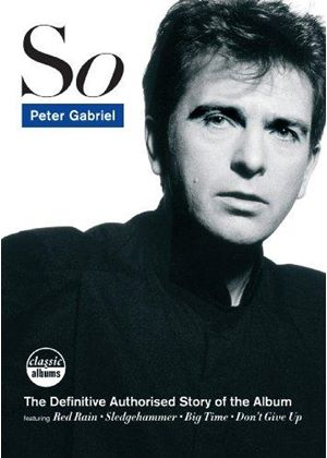 Peter Gabriel - Classic Albums (So [Documentary]/+DVD)