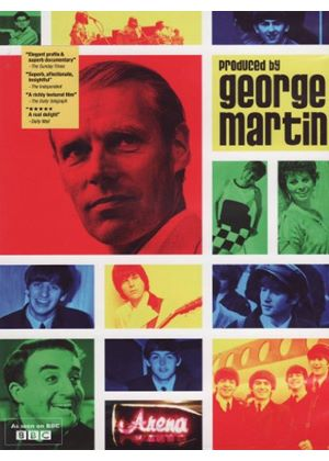 George Martin - Produced by George Martin [DVD/Blu-Ray] (+DVD)