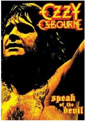 Ozzy Osbourne - Speak of the Devil [DVD] (Live Recording/+DVD) (Music CD)