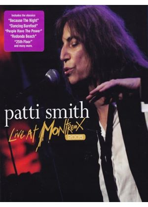 Patti Smith - Live at Montreux 2005 (Live Recording/+DVD)