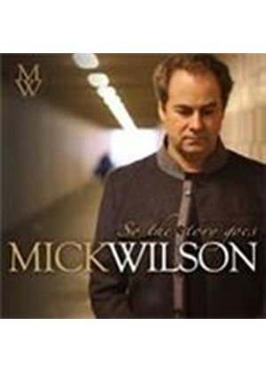 Mick Wilson - So The Story Goes (Music CD)