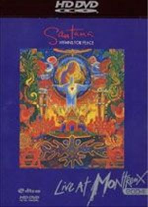 Santana - Hymns For Peace - Live At Montreux 2004 (HD-DVD)