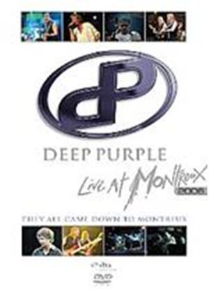 Deep Purple - They All Come Down To Montreux - Live At Montreux 2006