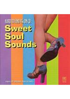 Various Artists - Hard To Find 45s On CD: Sweet Soul Sounds (Music CD)