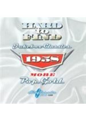 Various Artists - Hard To Find 1958 (More Pop Gold) (Music CD)