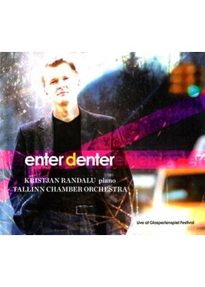 Enter Denter (Music CD)