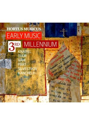 Early Music of 3rd Millenium (Music CD)