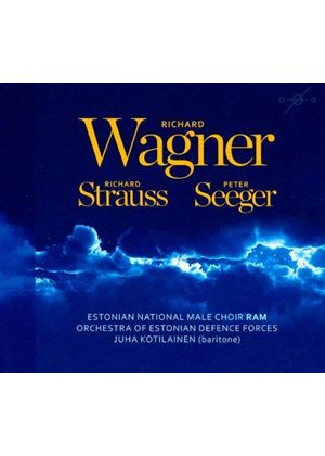 Richard Wagner, Richard Strauss, Peter Seeger (Music CD)