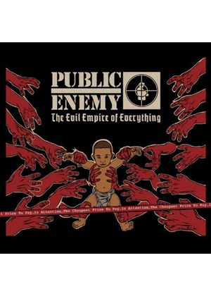Public Enemy - The Evil Empire Of Everything (Music CD)
