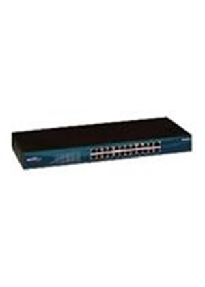 Edimax ES 3124RL - Switch - 24 ports - EN, Fast EN - 10Base-T, 100Base-TX - 1U - rack-mountable