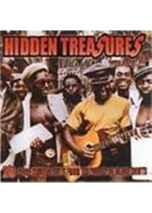 Various Artists - Sugar Minott's Hidden Treasures Vol.2 (20 More Crucial Cuts From The Vaults Of Black Roots)