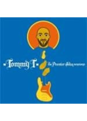 Tommy T - Prester John Sessions, The (Music CD)