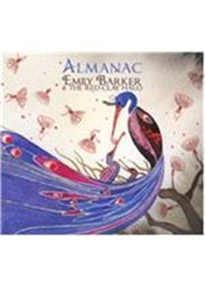 Emily Barker & The Red Clay Hero - Almanac (Music CD)