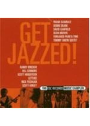 Various Artists - Get Jazzed (The ESC Records Music Sampler)