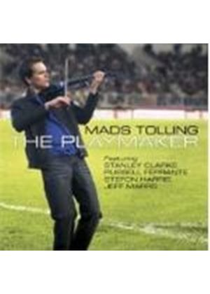 Mads Tolling - Playmaker, The (Music CD)