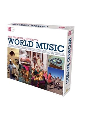 Various Artists - Essential Guide To World Music (Music CD)