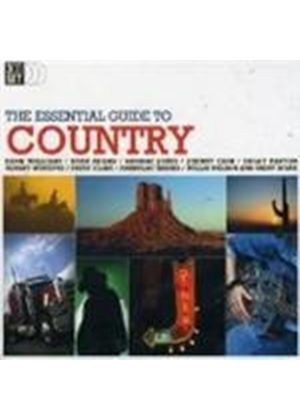 Various Artists - The Essential Guide To Country (Music CD)