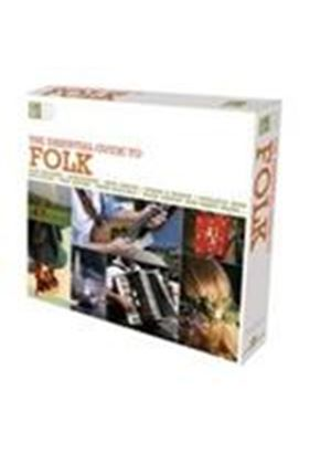 Various Artists - The Essential Guide To Folk [3CD Deluxe Edition] (Music CD)
