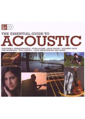 Various Artists - The Essential Guide To... Acoustic (Music CD)