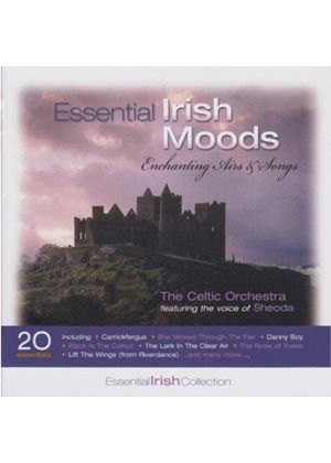 Celtic Orchestra - Essential Irish Moods (Music CD)