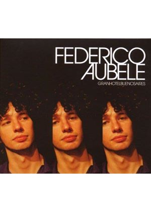 Federico Aubele - Gran Hotel Buenos Aires [Repackaged] (Music CD)