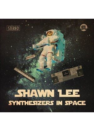 Shawn Lee - Synthesizers in Space (Music CD)