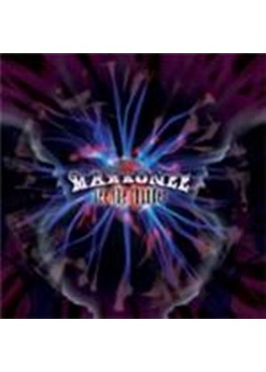 Markonee - See The Thunder (Music CD)