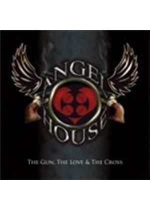 Angel House - Gun The Love And The Cross, The (Music CD)