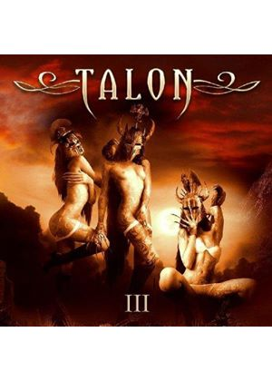Talon - III (Music CD)
