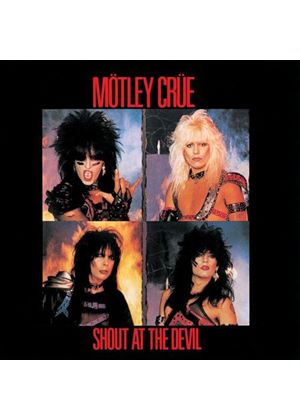 Motley Crue - Shout At The Devil (Music CD)