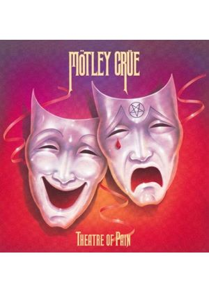 Motley Crue - Theatre of Pain (Music CD)