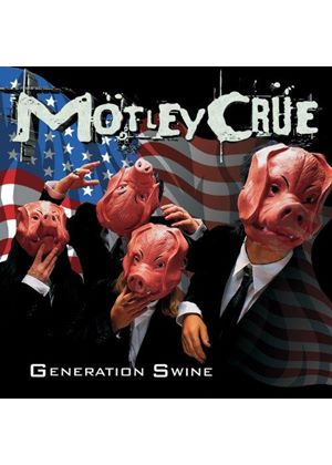 Motley Crue - Generation Swine (Music CD)
