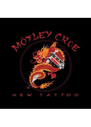Motley Crue - New Tattoo (Music CD)