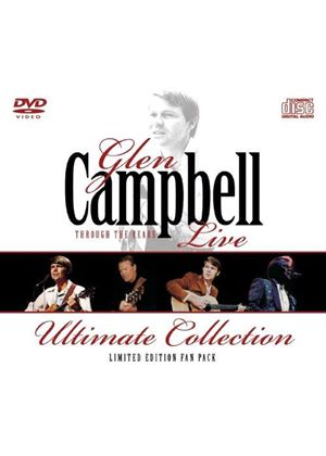 Glen Campbell - Live Through the Years (Limited Edition/Live Recording) (Music CD)