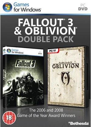 Fallout 3 & The Elder Scrolls IV: Oblivion - Double Pack (PC)