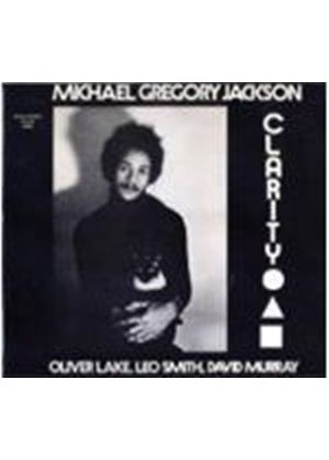 Michael Gregory Jackson - Clarity (Music CD)