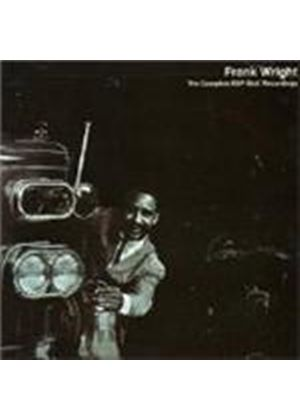 FRANK WRIGHT - Complete ESP Disk Recordings, The