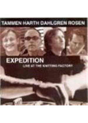 Hans Tammen & Alfred Harth/Chris Dahlgren/Jay Rosen - Expedition (Live At The Knitting Factory)