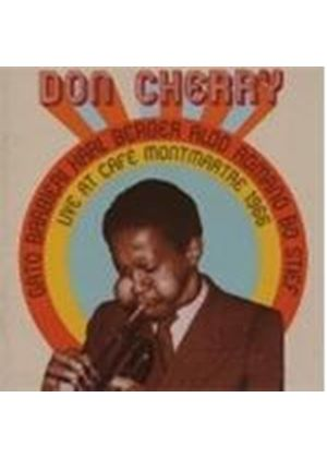 Don Cherry - Live At Cafe Montmartre (Music CD)