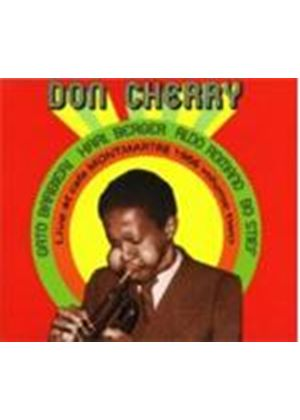 Don Cherry - Live At Cafe Montmartre 1966 - Vol. 2