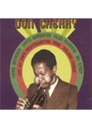 Don Cherry - Live At Cafe Montmartre 1966 Vol.3 (Music CD)